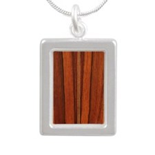 Brazilian Rosewood Necklaces
