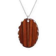 Brazilian Rosewood Necklace