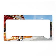 Fushimi Inari Temple License Plate Holder