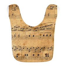 Sheet Music, Vintage, Bib
