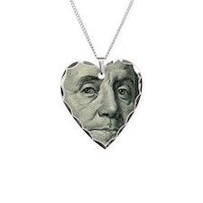 $100 Face Necklace