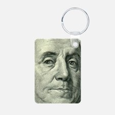 $100 Face Keychains