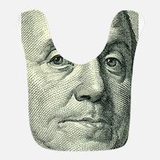 $100 Face Bib