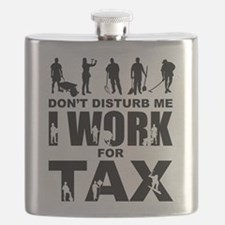 I work for tax Flask