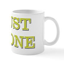 TRUST NO ONE Mug
