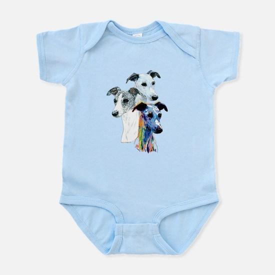 Whippet Group Infant Bodysuit