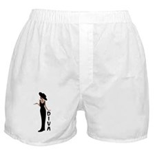 Diva Boxer Shorts