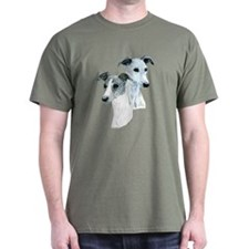 Whippet Pair T-Shirt