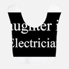 Daughter - Electrician Bib