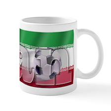 Soccer Flag Iran Mug