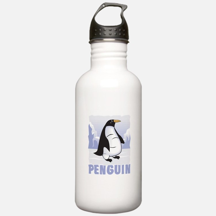 Kid Friendly Penguin Water Bottle