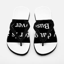 Daughter - Bus Driver Flip Flops