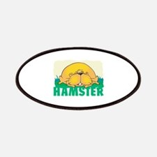 Kid Friendly Hamster Patches