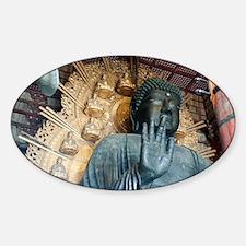 Todai-ji Buddha Statue Decal