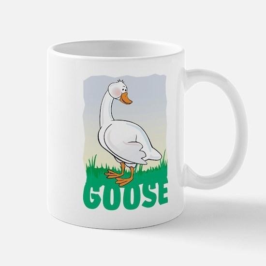 Kid Friendly Goose Mug