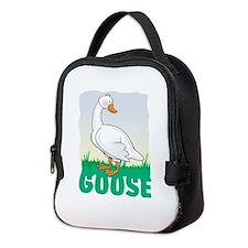 Kid Friendly Goose Neoprene Lunch Bag