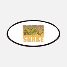 Kid Friendly Snake Patches