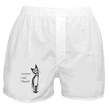 Cool Humour Boxer Shorts