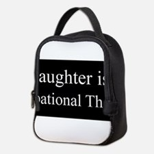 Daughter - Occupational Therapist Neoprene Lunch B