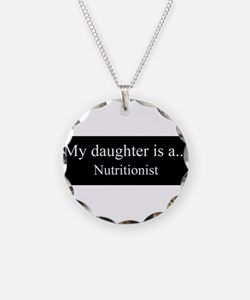 Daughter - Nutritionist Necklace