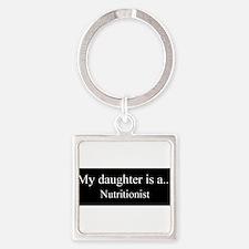 Daughter - Nutritionist Keychains