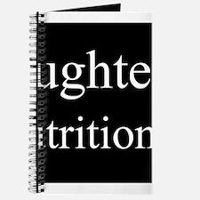Daughter - Nutritionist Journal