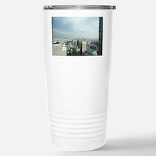 tokyo skyline Stainless Steel Travel Mug