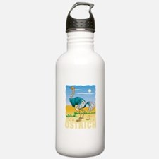 Kid Friendly Ostrich Water Bottle