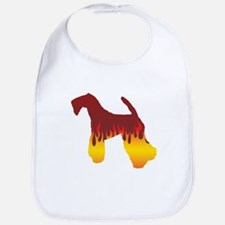 Kerry Flames Bib