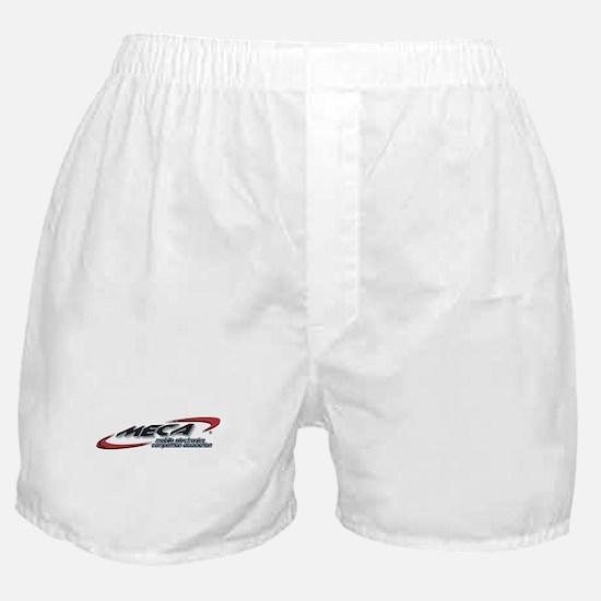 Boxer Shorts w/MECA Club Logo
