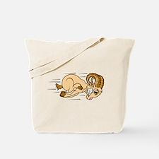 Funny Ramming Ram Tote Bag