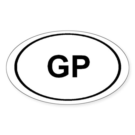 GP Sticker