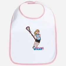 Girl's Lacrosse - Light/Blonde Bib