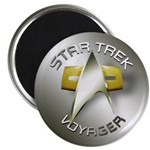 Star Trek Voyager Magnets