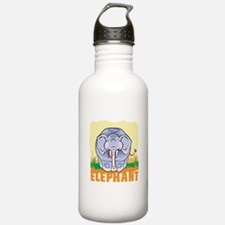 Kid Friendly Elephant Water Bottle