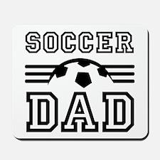 Soccer dad Mousepad