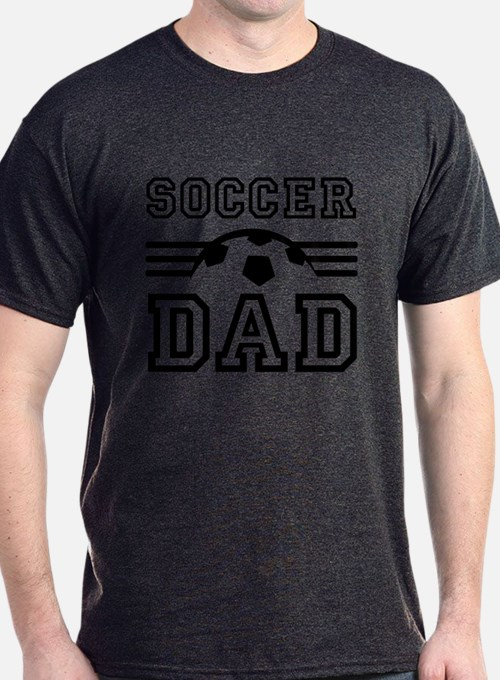 Soccer Dad T-Shirt For Father Coach
