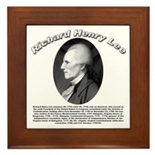 Richard Henry Lee 01 Framed Tile