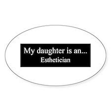 Daughter - Esthetician Decal