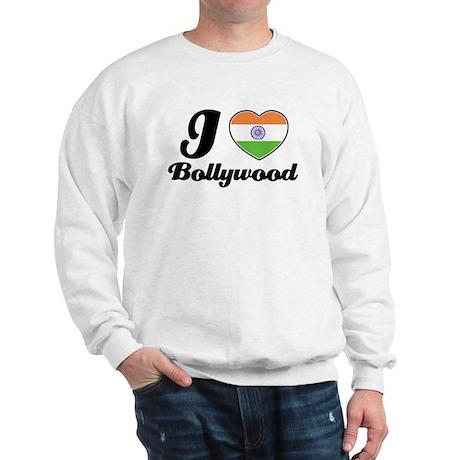 I love Bollywood Sweatshirt