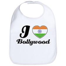 I love Bollywood Bib