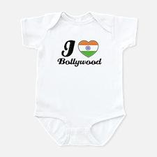 I love Bollywood Infant Bodysuit