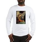 Madonna & Cavalier (BT) Long Sleeve T-Shirt
