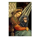 Madonna & Cavalier (BT) Postcards (Package of 8)