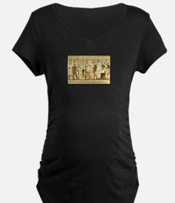 Trial of Lord Carnarvon Maternity T-Shirt