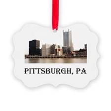 Pittsburgh, PA Ornament