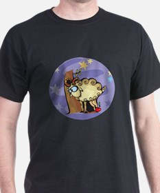 Cute Happy Ram T-Shirt
