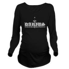 Darius Long Sleeve Maternity T-Shirt