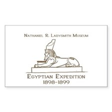 1898-1899 Egyptian Expedition Decal