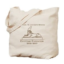 1898-1899 Egyptian Expedition Tote Bag